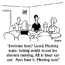 meeting blog